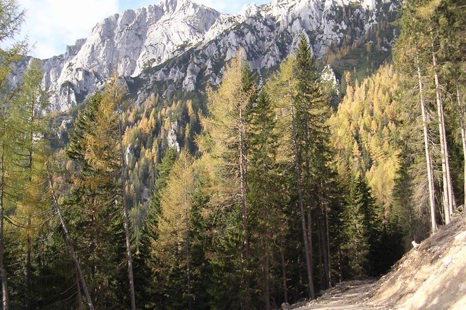 Karavanken and Kamnik Alps, Slovenia
